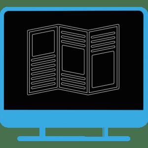 Icon Broschueren