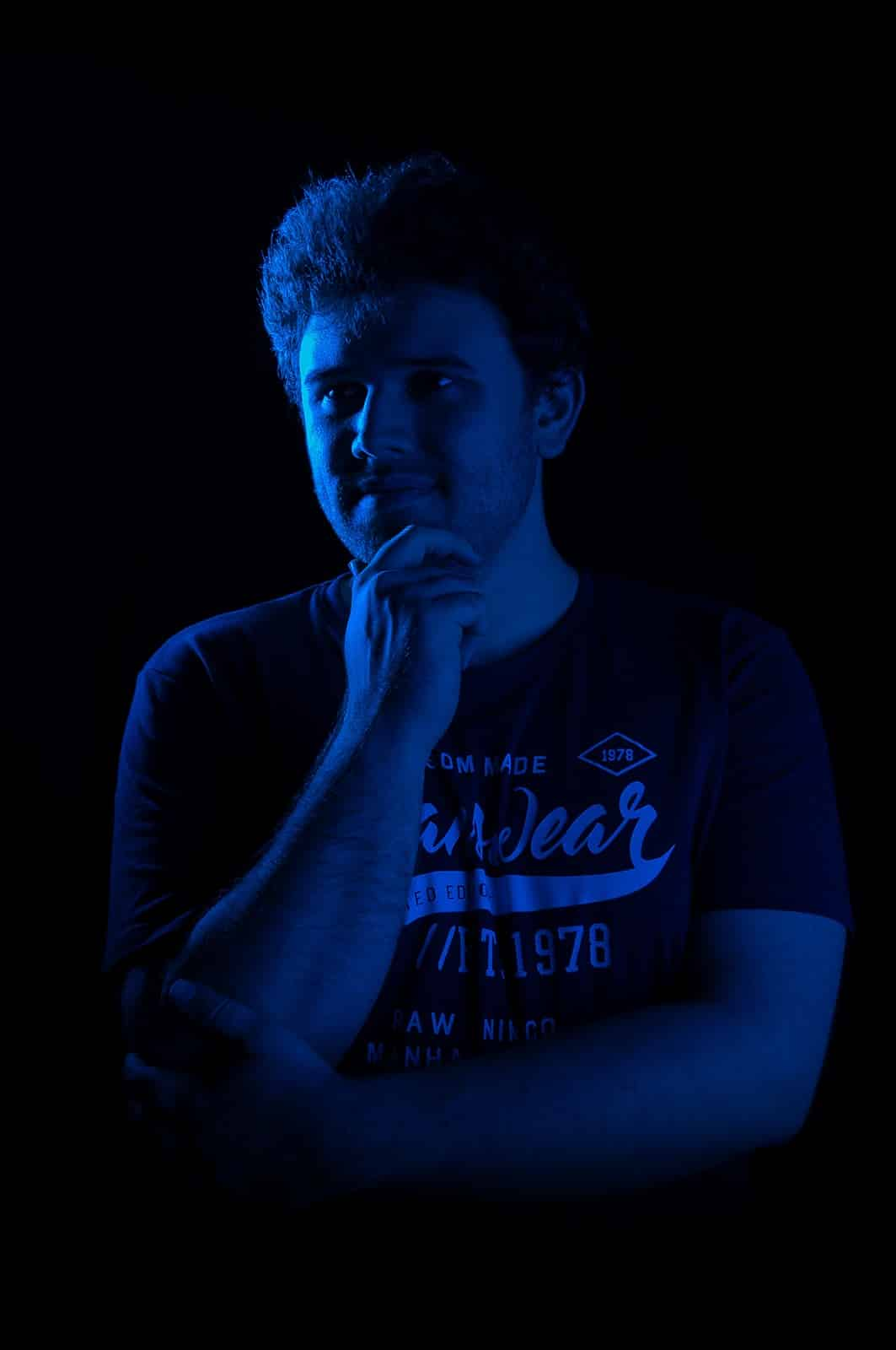 Team Member Aquila Horizon Andre Alkapon